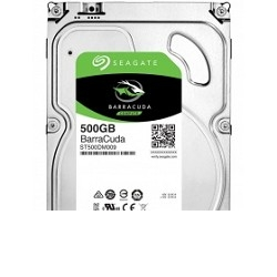 Жесткий диск 500Gb Seagate Barracuda ST500DM009 (SATA 6 Гбит/с, 7200 rpm, 32mb) со склада в Москве