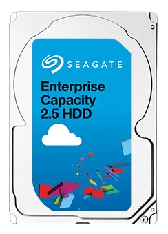 "2TB Seagate Enterprise Capacity 2.5 HDD (ST2000NX0273) {SAS 12Gb/s, 7200 rpm, 128 mb, 2.5""} со склада в Москве"