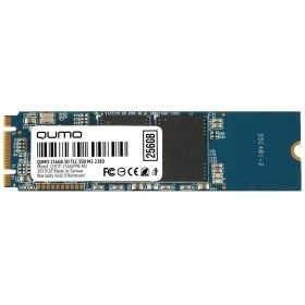 QUMO M.2 SSD 256GB QM Novation Q3DT-256GPPN-M2 со склада в Москве