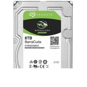 Жесткий диск 8TB Seagate BarraCuda ST8000DM004 (SATA III, 5400 rpm, 256mb) со склада в Москве