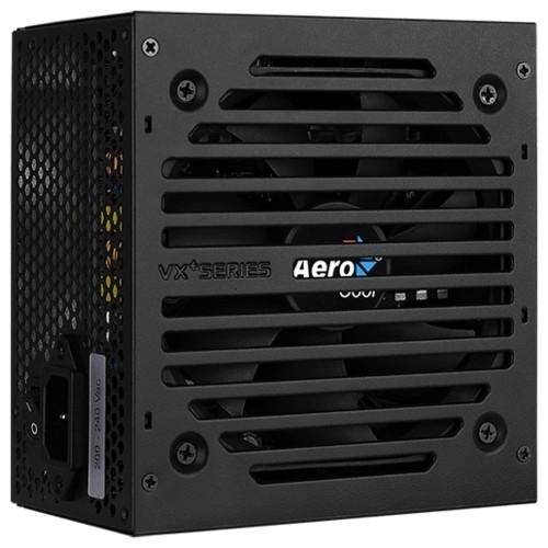 Aerocool 750W VX-750 PLUS  (24+4+4pin) 120mm fan 3xSATA RTL со склада в Москве
