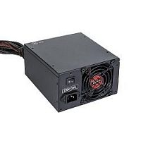 Exegate EX235029RUS Блок питания 500W <RM-500ADS> APFC,2х8 cm fan, 20+4pin/(4+4)pin , 2xPCI-E , 9xSATA  ((Server) PRO)