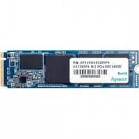 Apacer SSD M.2 240GB AS2280 AP240GAS2280P4-1