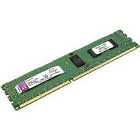 Kingston DDR3 DIMM 4GB KVR16E11S8/4 PC3-12800, 1600MHz, ECC, CL11, SRx8, w/TS