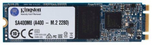 Накопитель Kingston SSD 480GB M.2 SA400M8/480G со склада в Москве
