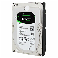 "Жесткий диск 1TB Seagate HDD Server Exos 7E8 ST1000NM001A (SAS 12Gb/s, 7200 rpm, 256mb, 3.5"")"