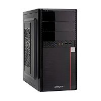 Exegate EX277439RUS Корпус Minitower MA-371X Black, mATX <без БП>
