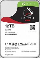 "12TB Seagate Ironwolf (ST12000VN0008 ) {SATA 6.0Gb/s, 7200 rpm, 256mb buffer, 3.5"",для NAS}"