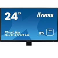 "Монитор IIYAMA 23.8"" XU2493HS-B1 черный (IPS LED 1920x1080@60Hz 4ms 16:9)"