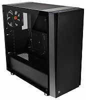 Case Tt Versa J21 TG черный без БП ATX 2x120mm 2xUSB2.0 2xUSB3.0 audio bott PSU [CA-1K1-00M1WN-00]
