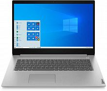 Ноутбук Lenovo IdeaPad 3-17IML05 81WC000NRU platinum grey 17.3""