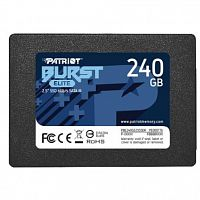 Patriot SSD 240Gb Burst Elite PBE240GS25SSDR {SATA 3.0}