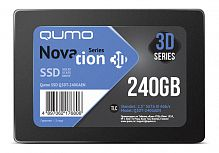 Накопитель QUMO SSD 240GB QM Novation Q3DT-240GAEN