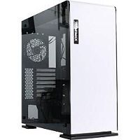 GameMax Корпус [9909(909) VEGA Tempered Glass White] без БП (Midi Tower, ATX, White)