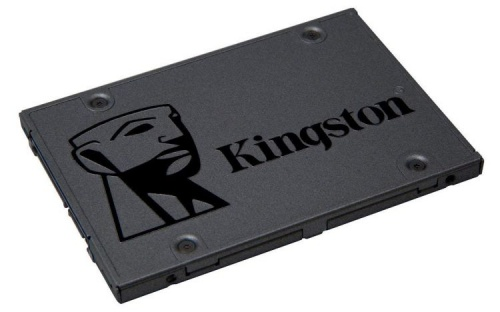 Накопитель Kingston SSD 960GB SA400 SA400S37/960G со склада в Москве фото 2