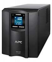 ИБП APC Smart-UPS C 1000VA SMC1000I-RS