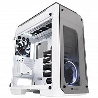 Корпус Thermaltake View 71 TG Snow белый без БП ATX 2x140mm 2xUSB2.0 2xUSB3.0 audio bott PSU [CA-1I7-00F6WN-00]