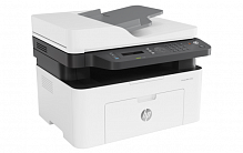 МФУ HP Laser MFP 137fnw 4ZB84A (A4, лазерная, ч/б, Wi-Fi, AirPrint)