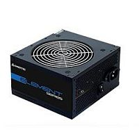 Chieftec 700W RTL (ELP-700S) {ATX 2.3, 80 PLUS BRONZE, 85% эфф, Active PFC, 120mm fan}, Black