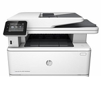HP LaserJet Pro MFP M426fdw [F6W15A#B19] (p/c/s/f,A4,600x600dpi,up to 4800x600,256Mb,Duplex,2 trays 100+250,ADF 50,USB2.0+Walk-Up/GigEth/WiFi/NFC,ePrint,AirPrint,1y warr,Cartridge 3100 pages.repl.