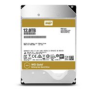 12TB WD Gold  (WD121KRYZ) {SATA III 6 Gb/s, 7200 rpm, 256Mb buffer}