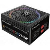 Thermaltake Toughpower Grand 750W RGB 80+ gold (24+4+4pin) APFC 140mm fan color LED 9xSATA Cab Manag RTL  [PS-TPG-0750FPCGEU-R]