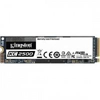 Накопитель SSD Kingston PCI-E NVMe M.2 1000Gb SKC2500M8/1000G KC2500 2280 (SKC2500M8/1000G)