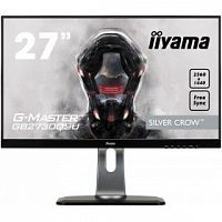 "IIYAMA 27"" GB2730QSU-B1 черный {TN+film Gaming LED 2560x1440 1ms 75Гц 16:9 1000:1 350cd 170гр/160гр DVI HDMI DisplayPort}"