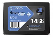 Накопитель QUMO SSD 120GB QM Novation Q3DT-120GAEN