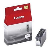 Canon PGI-5Bk  0628B024 Картридж для Canon MP500/800/iP4200/R5200/522R, Черный, 505стр.
