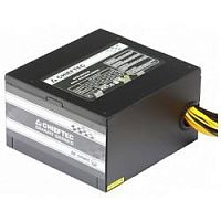 Chieftec 650W RTL [GPS-650A8] {ATX-12V V.2.3 PSU with 12 cm fan, Active PFC, fficiency >80% with power cord 230V only}