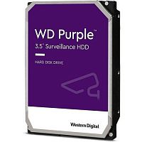 "6TB WD Purple (WD62PURZ) {Serial ATA III, 5400- rpm, 128Mb, 3.5""}"