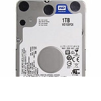 Жесткий диск 1TB WD Blue WD10SPZX (SATA 6Gb/s, 5400 rpm, 128Mb)