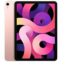 Apple iPad Air 10.9-inch Wi-Fi 64GB - Rose Gold [MYFP2RU/A] (2020)