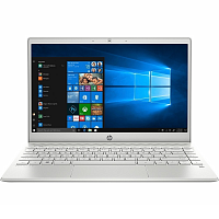 Ноутбук HP 15-dw0008ur 6PH58EA серебристый 15.6""