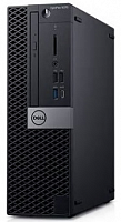 Компьютер DELL OptiPlex 5070-4807 SFF (i5-9500/8Gb/256Gb/DVDRW/W10Pro/k+m)