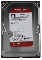 "Жесткий диск 2TB WD Red WD20EFAX (SATA III, 5400- rpm, 256Mb, 3.5"")"