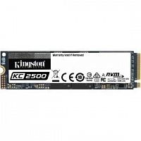 Kingston 2000GB KC2500 M.2 2280 NVMe R/W 3500/2900MB/s IOPs 375 000/300 000, 1200TBW