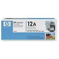HP Q2612A Картридж ,Black{LaserJet 1010/1018/1020/1012/1015/3015/3020/3030, Black, (2000стр.)}