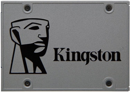 Накопитель Kingston SSD 120GB A400 Series SA400S37/120G со склада в Москве