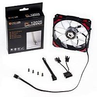 Case Fan ID-Cooling PL-12025-R Red LED/PWM