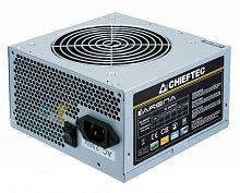 Chieftec 550W OEM [GPA-550S] {ATX-12V V.2.3 PSU with 12 cm fan, Active PFC, 230V only}