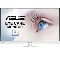 "Монитор ASUS 23"" VC239HE-W белый (IPS LED 1920x1080 5ms 178/178 16:9)"