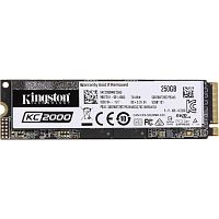 Накопитель Kingston SSD 250GB M.2 SKC2000M8/250G