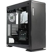 GameMax Корпус [9909(909) VEGA Tempered Glass Black] без БП (Midi Tower, ATX, Black)