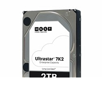 "Жесткий диск 2Tb Western Digital Ultrastar DC HA210 (SATA 6Gb/s, 7200 rpm, 128mb, 3.5"") [1W10002/HUS722T2TALA604]"