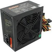 Exegate EX221643RUS Блок питания 600W ATX-600NPX OEM, black, 12cm fan, 24+4pin, 6pin PCI-E, 3*SATA