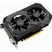 Видеокарта PCIE16 GTX1660 SUPER 6GB TUF-GTX1660S-O6G-GAMING ASUS