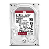 "6TB WD Red Pro (WD6003FFBX) {Serial ATA III, 7200- rpm, 256Mb, 3.5""}"