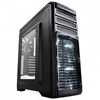 Deepcool KENDOMEN Titanium  ATX, Black, Window, без БП [DP-CCATX-KDM5FBKTI]